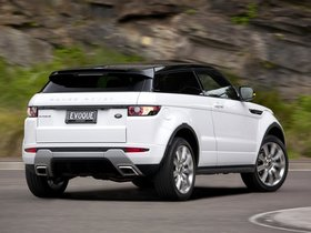 Ver foto 22 de Range Rover Evoque Coupe Dynamic 2011