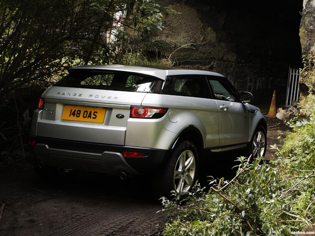 Foto 5 de Range Rover Evoque Coupe SI4 Prestige UK 2011