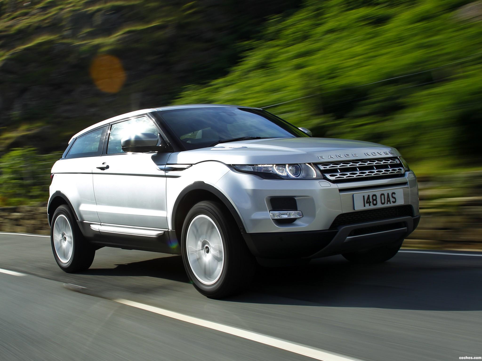 Foto 0 de Range Rover Evoque Coupe SI4 Prestige UK 2011