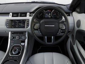 Ver foto 17 de Range Rover Evoque Coupe SI4 Prestige UK 2011