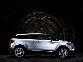 Ver foto 7 de Range Rover Evoque Coupe SI4 Prestige UK 2011