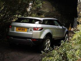 Ver foto 6 de Range Rover Evoque Coupe SI4 Prestige UK 2011