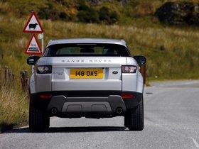 Ver foto 2 de Range Rover Evoque Coupe SI4 Prestige UK 2011