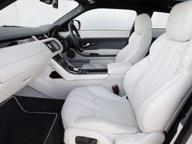 Ver foto 16 de Range Rover Evoque Coupe SI4 Prestige UK 2011