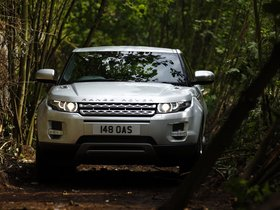Ver foto 9 de Range Rover Evoque Coupe SI4 Prestige UK 2011