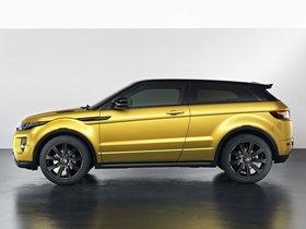 Ver foto 3 de Land Rover Range Rover Evoque Coupe Sicilian Yellow 2013