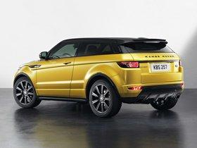 Ver foto 2 de Land Rover Range Rover Evoque Coupe Sicilian Yellow 2013