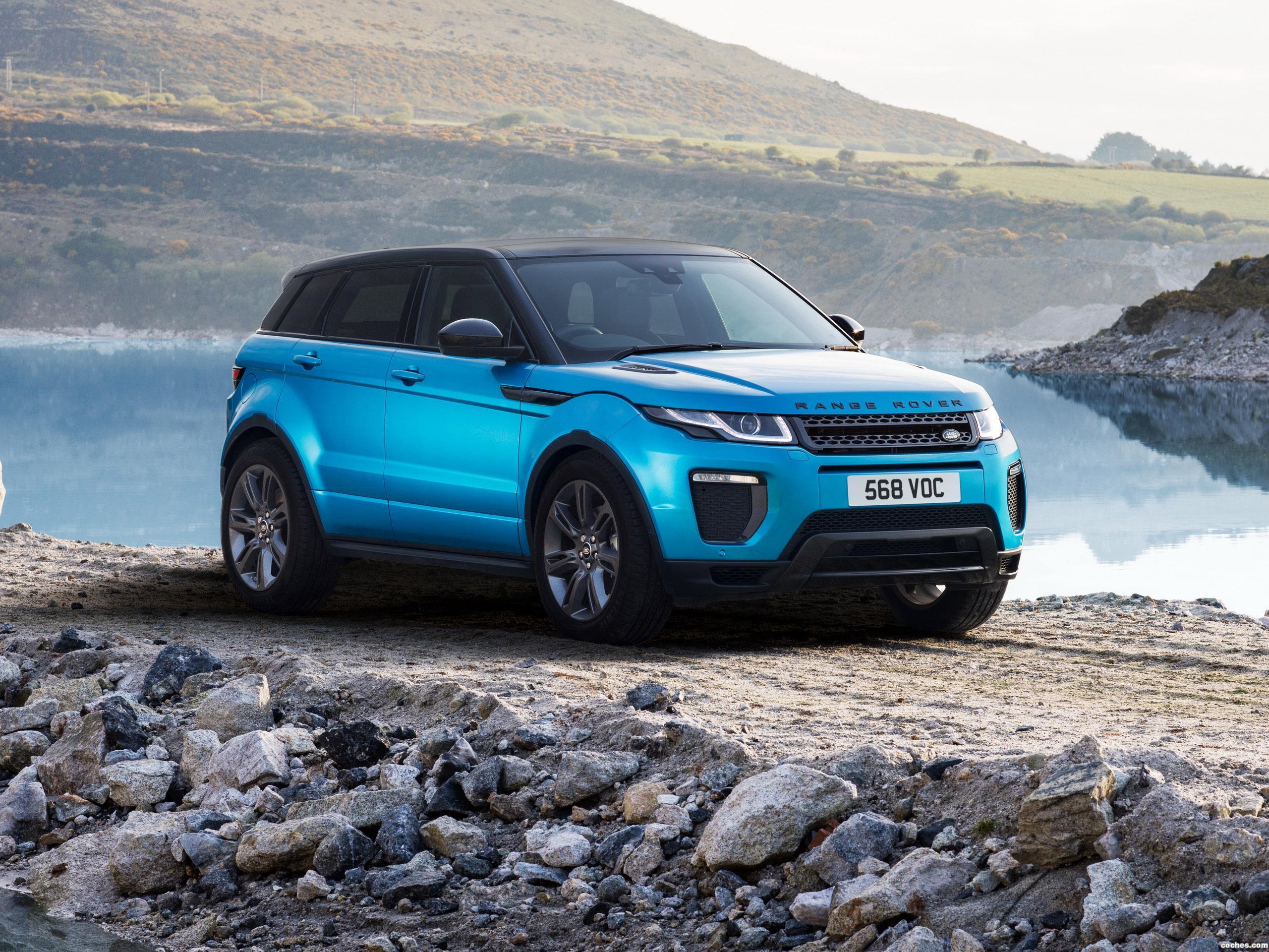 Foto 0 de Land Rover Range Rover Evoque Landmark 2017