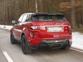 Ver foto 2 de Land Rover Evoque Larte Design 2014
