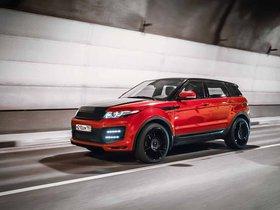 Ver foto 9 de Land Rover Evoque Larte Design 2014