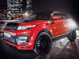 Ver foto 8 de Land Rover Evoque Larte Design 2014