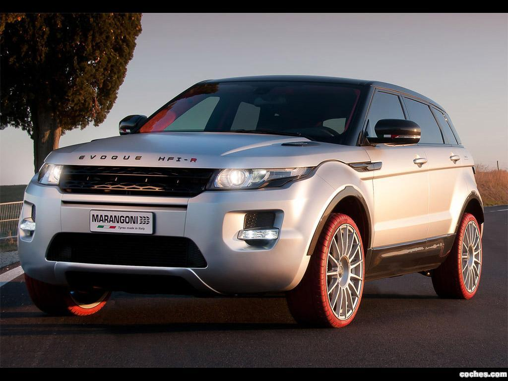 Foto 0 de Range Rover Evoque Marangoni 2011