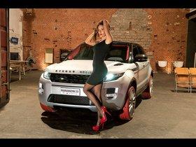 Ver foto 19 de Range Rover Evoque Marangoni 2011