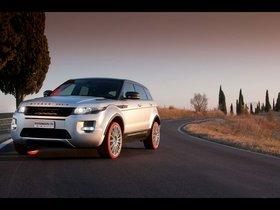 Ver foto 12 de Range Rover Evoque Marangoni 2011