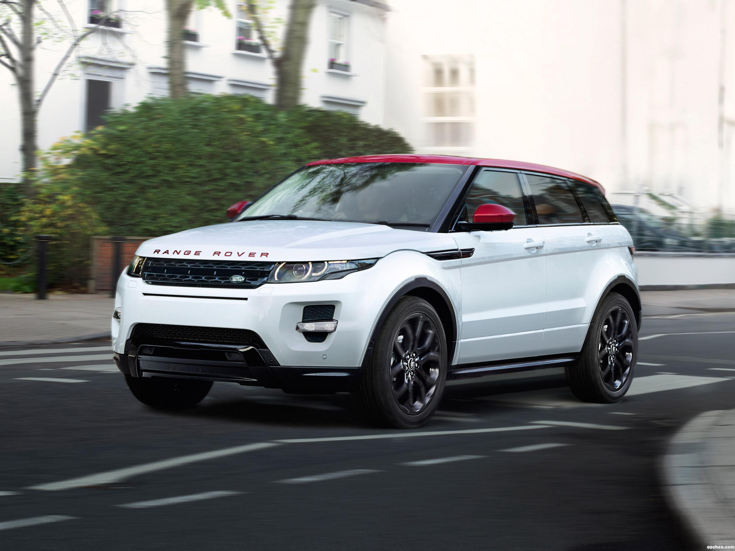 5 Fotos De Land Rover Range Evoque Nw8 2017