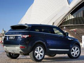 Ver foto 7 de Range Rover Evoque 5 puertas Prestige 2011