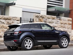Ver foto 5 de Range Rover Evoque 5 puertas Prestige 2011