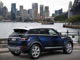 Ver foto 3 de Range Rover Evoque 5 puertas Prestige 2011