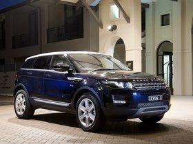 Ver foto 2 de Range Rover Evoque 5 puertas Prestige 2011