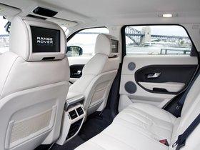 Ver foto 28 de Range Rover Evoque 5 puertas Prestige 2011