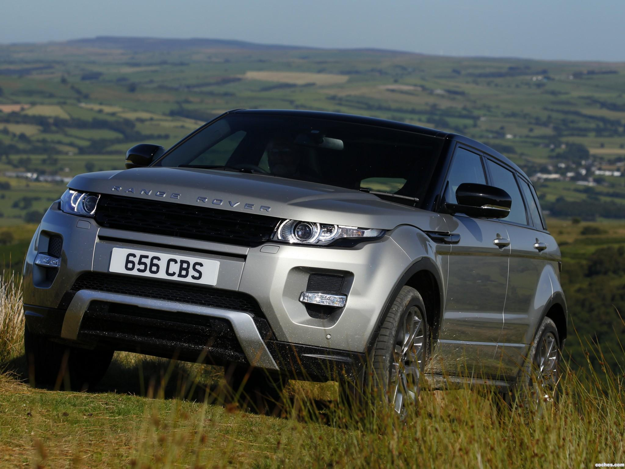 Foto 0 de Range Rover Evoque SD4 Dynamic UK 2011