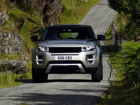 Ver foto 6 de Range Rover Evoque SD4 Dynamic UK 2011
