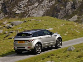 Ver foto 5 de Range Rover Evoque SD4 Dynamic UK 2011