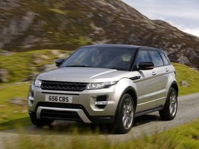 Ver foto 4 de Range Rover Evoque SD4 Dynamic UK 2011