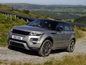 Ver foto 3 de Range Rover Evoque SD4 Dynamic UK 2011