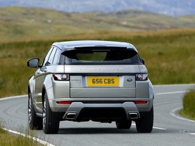 Ver foto 11 de Range Rover Evoque SD4 Dynamic UK 2011