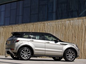 Ver foto 10 de Range Rover Evoque SD4 Dynamic UK 2011
