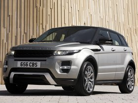 Ver foto 9 de Range Rover Evoque SD4 Dynamic UK 2011