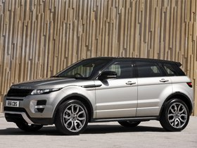 Ver foto 8 de Range Rover Evoque SD4 Dynamic UK 2011