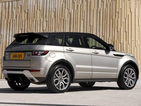 Ver foto 7 de Range Rover Evoque SD4 Dynamic UK 2011