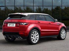Ver foto 3 de Land Rover Range Rover Evoque SW1 2014