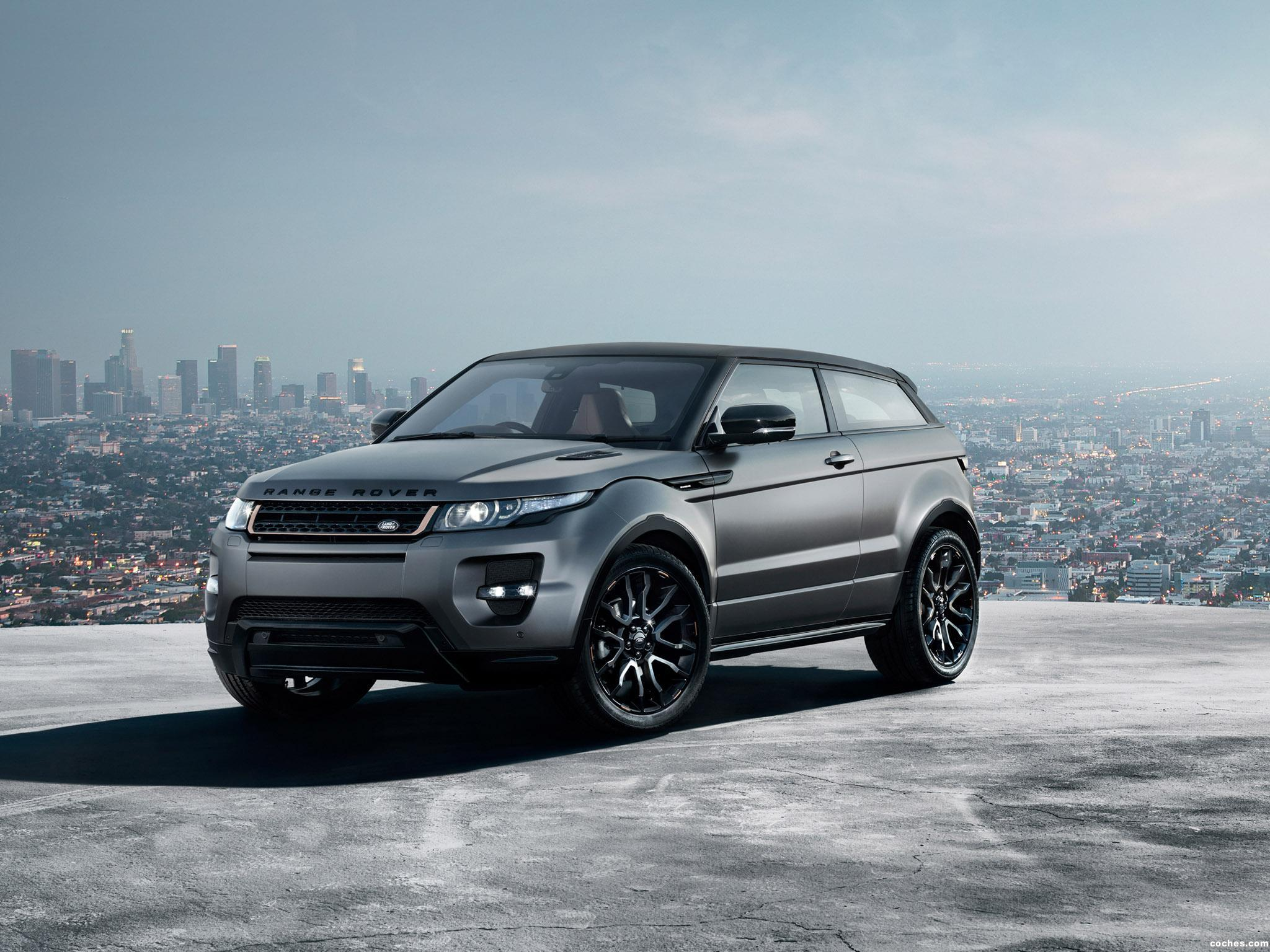 Foto 7 de Range Rover Evoque Victoria Beckham 2012