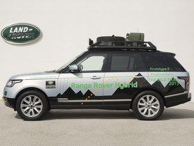 Ver foto 12 de Land Rover Range Rover Hybrid Prototype L405 2013