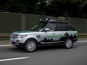 Ver foto 19 de Land Rover Range Rover Hybrid Prototype L405 2013