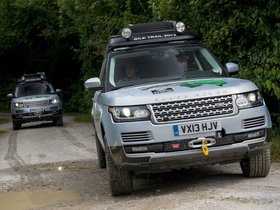 Ver foto 18 de Land Rover Range Rover Hybrid Prototype L405 2013