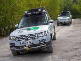 Ver foto 17 de Land Rover Range Rover Hybrid Prototype L405 2013