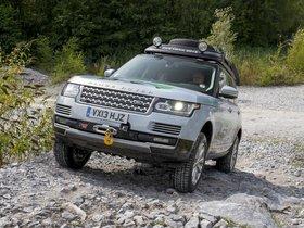 Ver foto 16 de Land Rover Range Rover Hybrid Prototype L405 2013