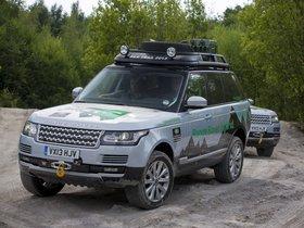 Ver foto 15 de Land Rover Range Rover Hybrid Prototype L405 2013