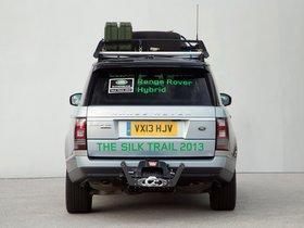 Ver foto 10 de Land Rover Range Rover Hybrid Prototype L405 2013