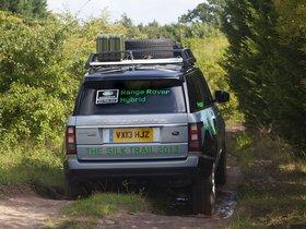 Ver foto 8 de Land Rover Range Rover Hybrid Prototype L405 2013