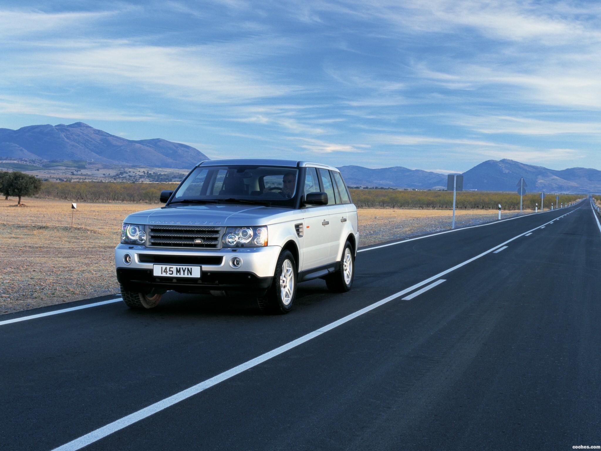 Foto 0 de Land Rover Range Rover Sport 2005