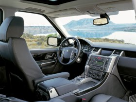 Ver foto 12 de Land Rover Range Rover Sport 2005