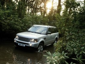 Ver foto 2 de Land Rover Range Rover Sport 2005