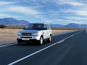 Fotos de Land Rover Range Rover Sport 2005