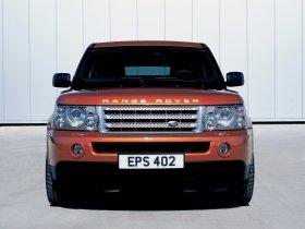 Ver foto 11 de Land Rover Range Rover Sport 2005