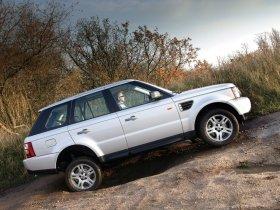 Ver foto 9 de Land Rover Range Rover Sport 2005